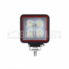 SQUARE WORK LAMP 12/24 VOLT