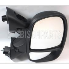 MIRROR HEAD DRIVER SIDE RH