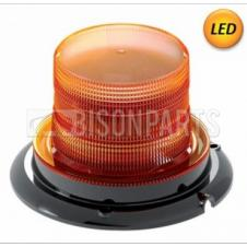 LED AMBER BEACON 12/24V