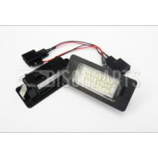 LED REAR NUMBER PLATE LAMP