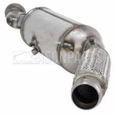 DIESEL PARTICULATE FILTER FRONT PIPE