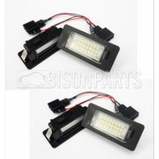 LED REAR NUMBER PLATE LAMP (PKT 2)