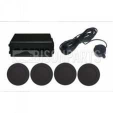 MATT BLACK REVERSING SENSOR KIT