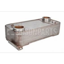RETARDER ENGINE OIL COOLER