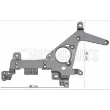 BUMPER MOUNTING BRACKET DRIVER SIDE RH