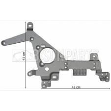BUMPER MOUNTING BRACKET PASSENGER SIDE LH
