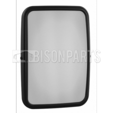 """WIDE ANGLE MIRROR 205×150mm (8"""" x 6"""") SPAFAX UNBREAKABLE MIRROR"""