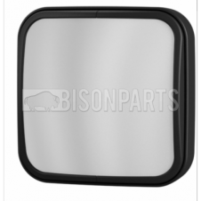 """WIDE ANGLE MIRROR 200×200mm (8.9"""" x 8.9"""") SPAFAX UNBREAKABLE MIRROR"""