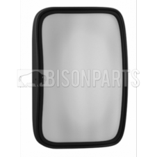 WIDE ANGLE MIRROR 296×197mm SPAFAX UNBREAKABLE MIRROR