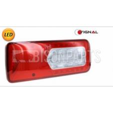 SLIMLINE LC12 REAR LED COMBINATION LAMP DRIVER SIDE RH
