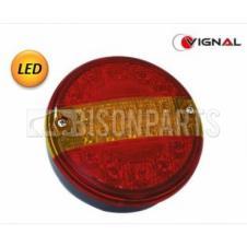 REAR LED 'HAMBURGER LAMP FITS RH OR LH