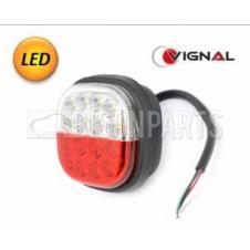 REAR LED FOG & REVERSE LAMP 10/30 VOLT