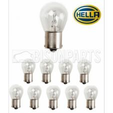 SINGLE CONTACT TAIL LAMP BULB 12 VOLT