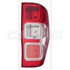 REAR TAIL LAMP & BULB HOLDER DRIVER SIDE RH
