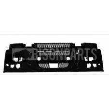 FRONT BLACK BUMPER ASSEMBLY