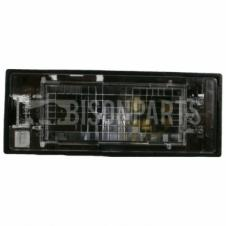 REAR NUMBER PLATE LAMP