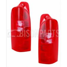 PANEL VAN REAR COMBINATION LAMP ONLY RH & LH (PAIR)