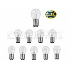 DOUBLE CONTACT TAIL LAMP BULB 24 VOLT