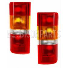 PANEL VAN REAR LAMPS ONLY RH & LH (PAIR)