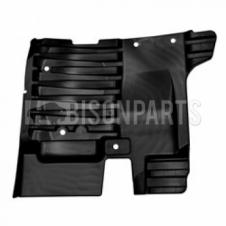 FRONT CAB DROPWING INNER LINING FLAP PASSENGER SIDE LH