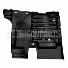 FRONT CAB DROPWING INNER LINING FLAP DRIVER SIDE RH