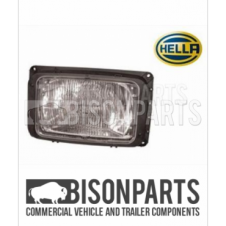 HEADLAMP ASSEMBLY FITS RH & LH