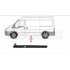 SIDE SLIDING DOOR SILL PASSENGER SIDE LH