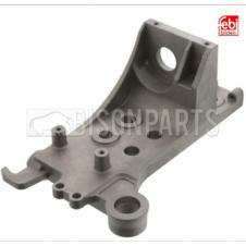 BUMPER TOWING BRACKET PASSENGER SIDE LH