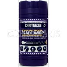 MICRO BEADED HEAVY DUTY TRADE WIPES (PKT 80)