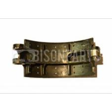 REAR BARE BRAKE SHOE CAST