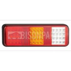 LED REAR COMBINATION LAMP WITH REVERSE 12/24 VOLT