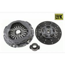 3 PIECE CLUTCH ASSEMBLY
