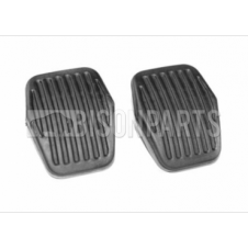 CLUTCH / BRAKE PEDAL PAD RUBBERS