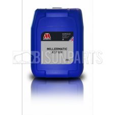 MILLERMATIC ATF UN AUTOMATIC TRANSMISSION FLUID 20 LITRE DRUM