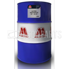 BLUE ALPINE ANTIFREEZE BT 205 LITRES BARREL