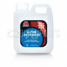 BLUE ALPINE ANTIFREEZE BT 1 LITRES