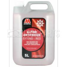 RED ALPINE ANTIFREEZE EXTEND 5 LITRES