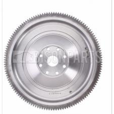 FLYWHEEL WITH STARTER RING GEAR