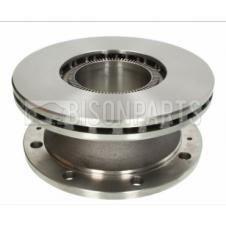BRAKE DISC FITS FRONT & REAR