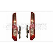 PAIR OF PANEL VAN REAR TAIL LAMPS