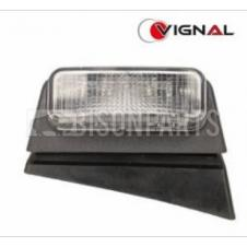 LED FRONT CLEAR MARKER LAMP PASSENGER SIDE LH