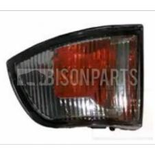 SMOKED MIRROR INDICATOR LENS DRIVER SIDE RH