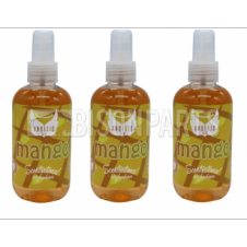 ANGELIC AIR MANGO AIR FRESHENER 200ML PUMP SPRAY (PACK OF THREE)