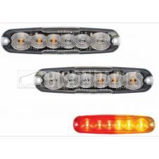 REAR LED STOP TAIL & INDICATOR LAMP RH & LH (PAIR)