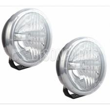 LED ROUND FRONT DRIVING LAMPS (PAIR)