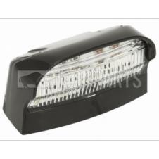 LED REAR NUMBER PLATE REGISTRATION LAMP