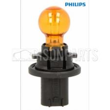 DOOR WING MIRROR HEAD AMBER INDICATOR BULB FITS LH OR RH