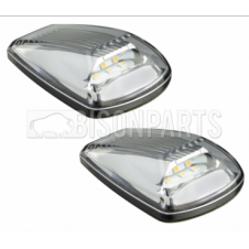 LED AMBER SIDE MARKER LAMPS (PAIR)