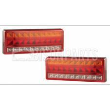 LED REAR COMBINATION LAMPS 12/24 VOLT (PAIR)