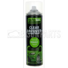 CLEAR LACQUER 500ML (SPRAY PAINT)